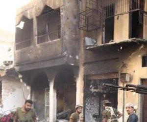 Libya's businesses in ruin