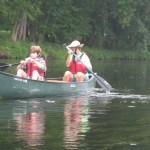 Middle Schoolers Experience Watersheds Firsthand