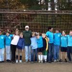 The 2011 North Branch School soccer team