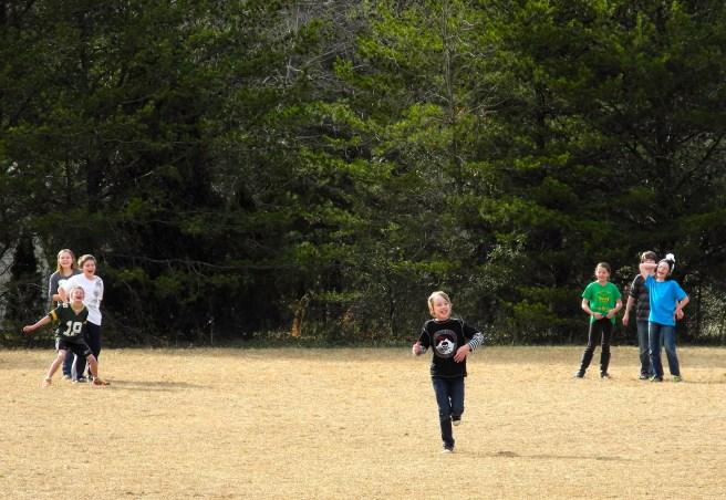 Running relays