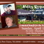 Concert at Glass House Winery to benefit NBS