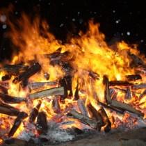 Riverhead's Holiday Bonfire