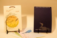 Calendars, Notecards and Card Packs from Gwen Frostic