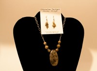 Petoskey Stone Jewelry