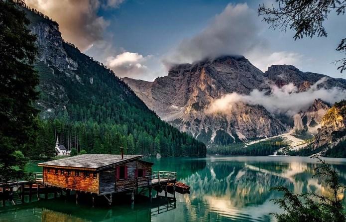 путешествие север италии