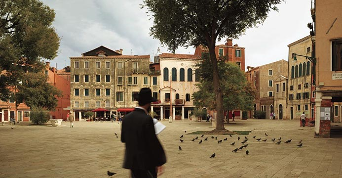 где посмотреть еврейский квартал в Венеции