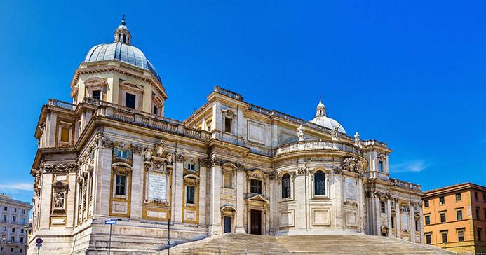 тур на авто в Италии в Риме
