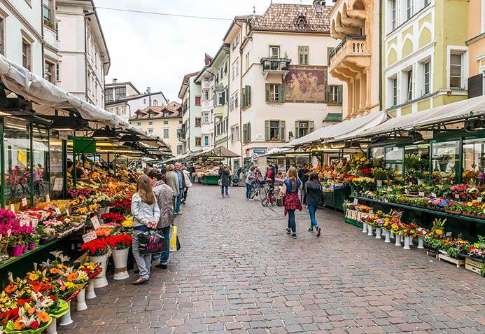 необычные достопримечательности в Больцано