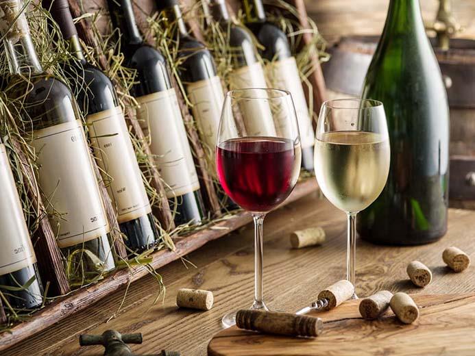 дегустация вин в Италии