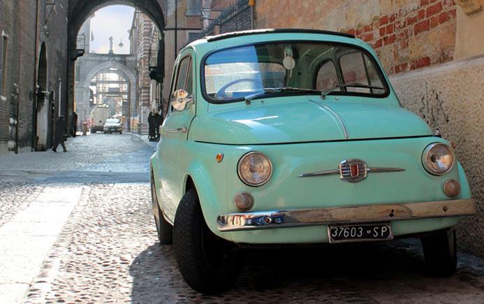 бесплатная парковка в Венеции