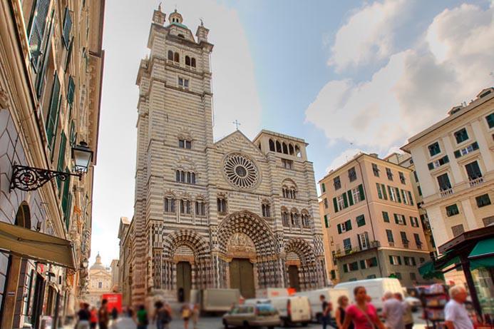 необычные достопримечательности в Генуя