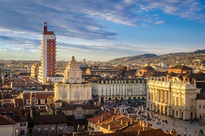 необычные достопримечательности в Турине