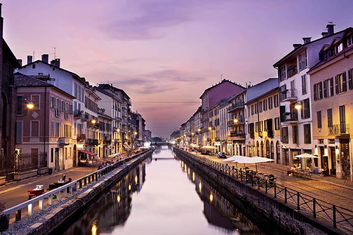 места которые стоит посетить в Милане