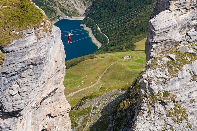 горные маршруты в Италии