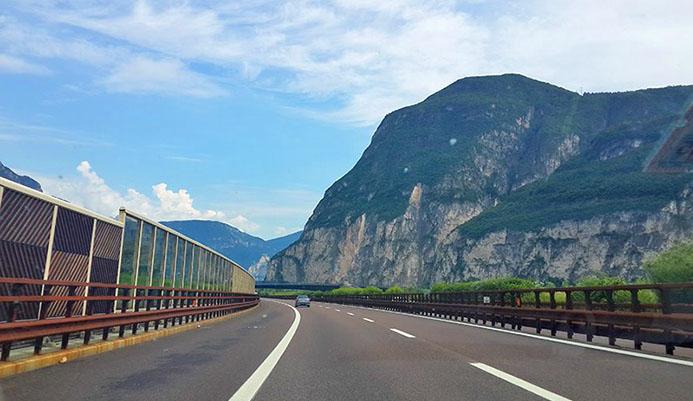 прокат скутеров в Италии