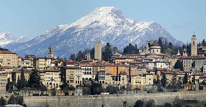 места которые стоит посетить в Бергамо