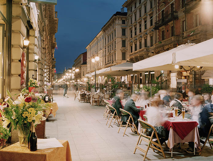 лучшие рестораны в Больцано