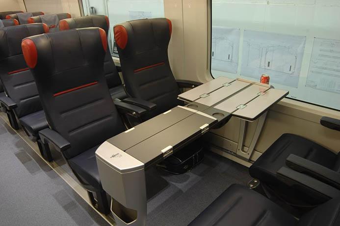 сколько стоит поезд в Италии