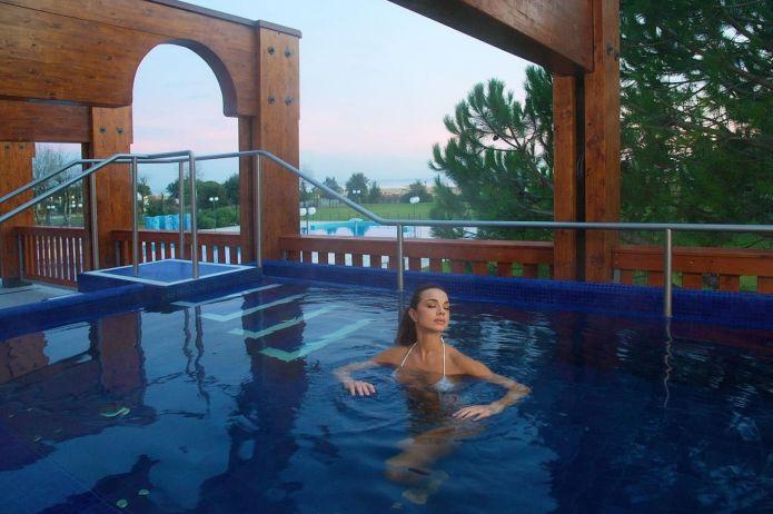 термальные курорты в Италии Адриатическое побережье Бибионе