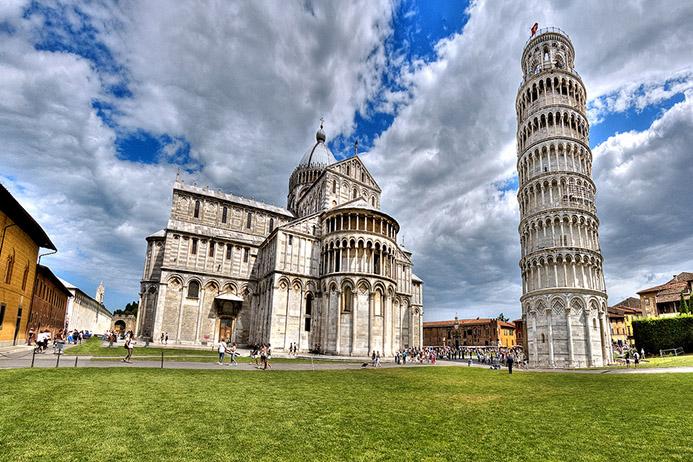 что посмотреть в Италии Тоскана Пиза