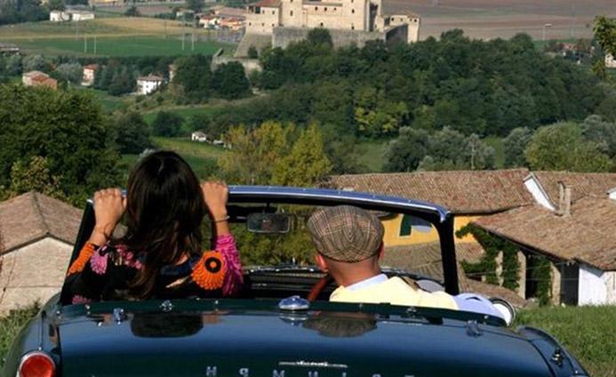 тур на авто в Италии Тоскана
