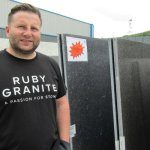 Stonemason business is booming thanks to rock-solid approach to kitchen design