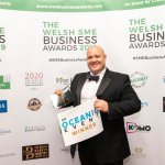 North Wales entrepreneur plans for growth after business awards victory