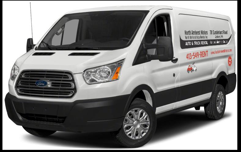 Car Rental Vans Trucks In Amherst Pelham Shutesbury Leverett