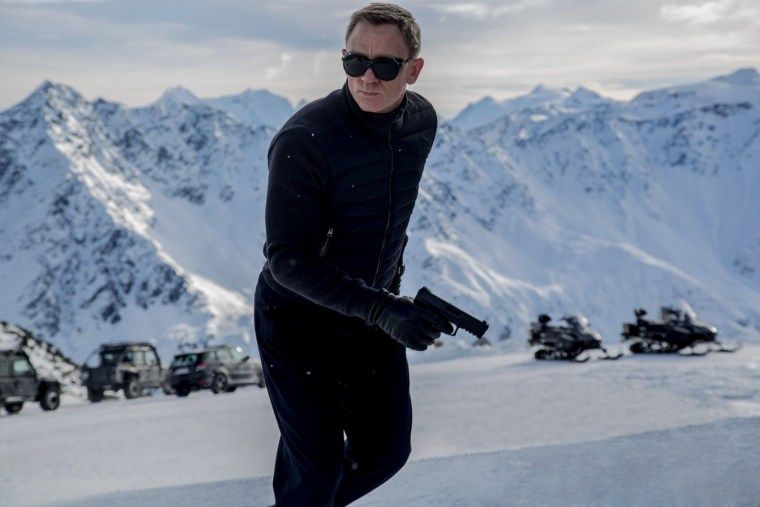 Daniel Craig As Bond