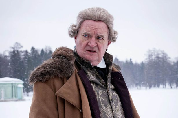 Jim Broadbent is a great talent and truly awesome to watch
