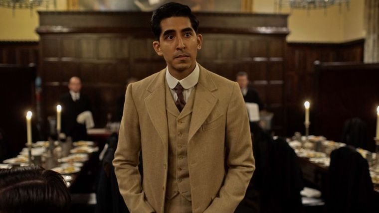 Dev Patel as Ramanujan (The Man Who Knew Infinity)