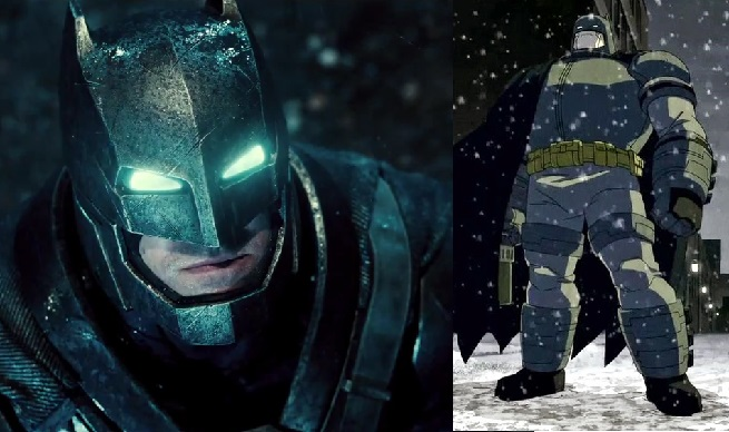 Dawn Of Justice V The Dark Knight Returns (Warner Bros Pictures, Warner Bros Animation)
