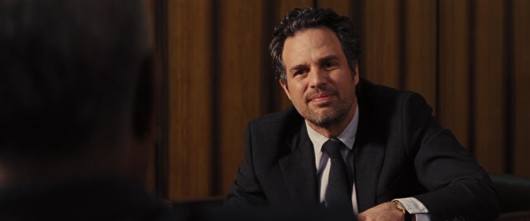 Mark Ruffalo's Agent Rhodes  (Now You See Me, Summit Pictures)