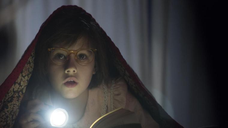 Night Owl & Insomniac, Sophie (Ruby Barnhill) (The BFG, Walt Disney Pictures)