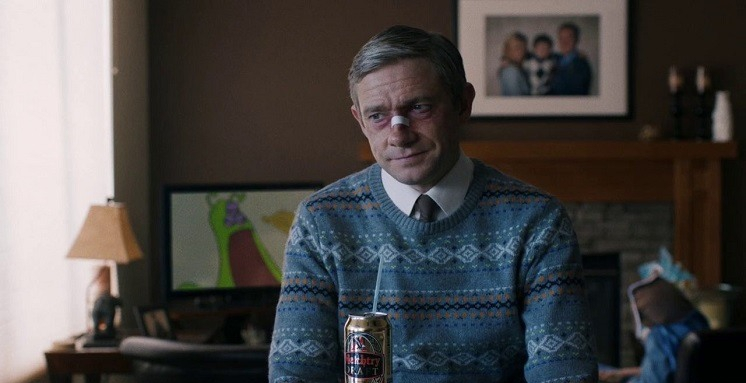 Martin Freeman's Lester Nygaard goes full circle from the spineless insurance salesman to a master manipulator and outright killer (Fargo, FX Network)