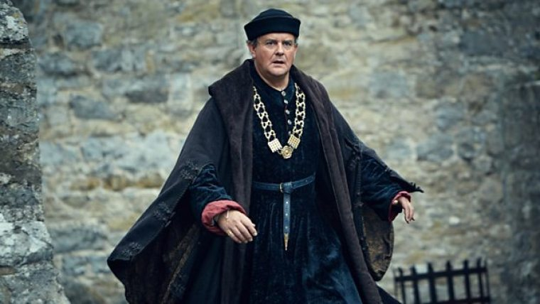 The staunchly loyal Gloucester (Hugh Bonneville) (The Hollow Crown, BBC Two)