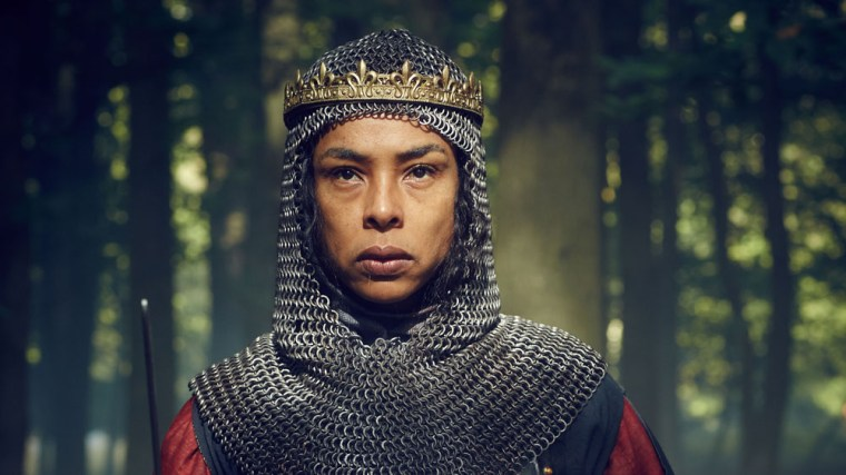 Sophie Okonedo As the ruthless and cunning Margaret D'Anjou (The Hollow Crown, BBC Two)