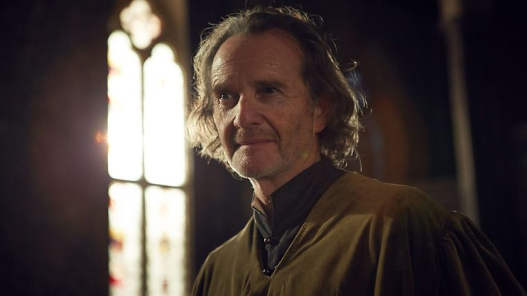 The talented and awesome Anton Lesser as Exter (The Hollow Crown, BBC Two)