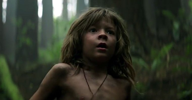 As Pete in the Disney remake of Pete's Dragon (Pete's Dragon, Walt Disney Pictures)