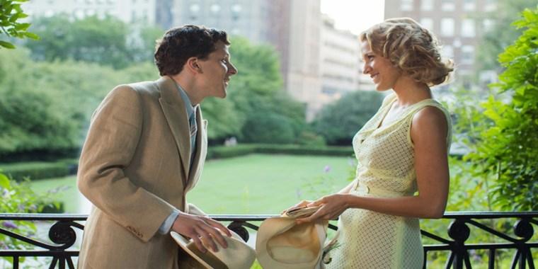 Jesse Eisenberg's Bobbie and Veronica II (Blake Lively) (Café Society, Warner Bros.)