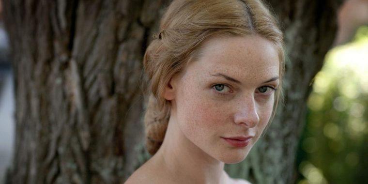 Rebecca Ferguson as Queen Elizabeth Woodville (The White Queen, BBC One)