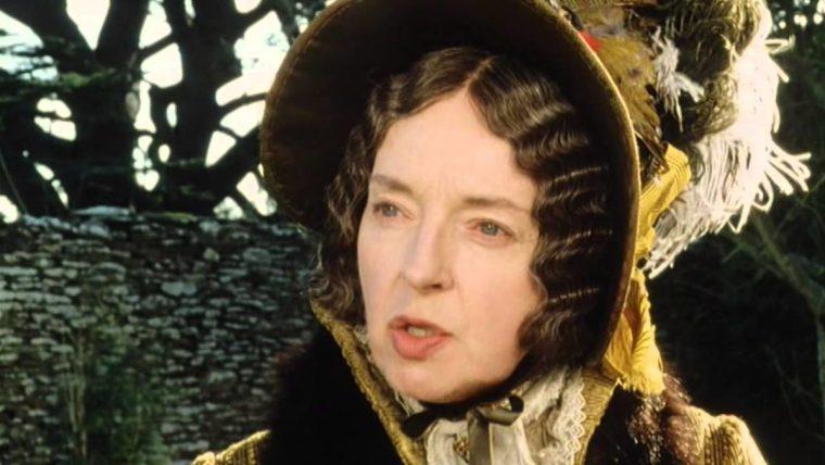 Lady Katherine De Bourgh in Pride & Prejudice (1995) (Pride & Prejudice (1995), BBC One)