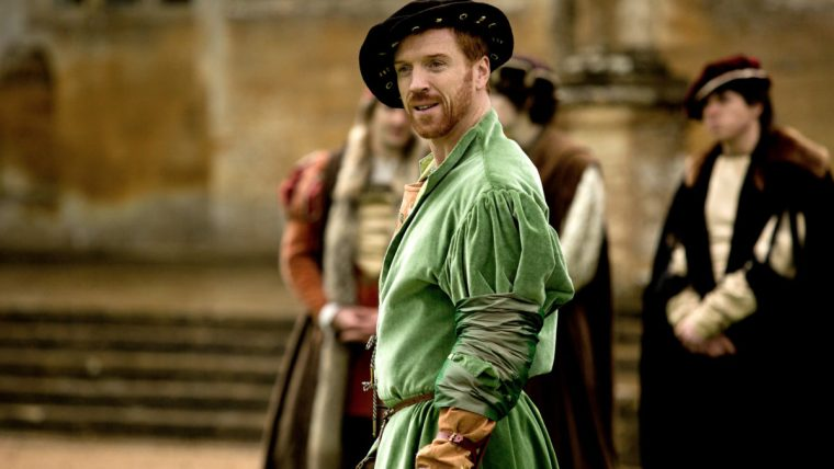Damian Lewis plays King Henry VIII (Wolf Hall, BBC Two)