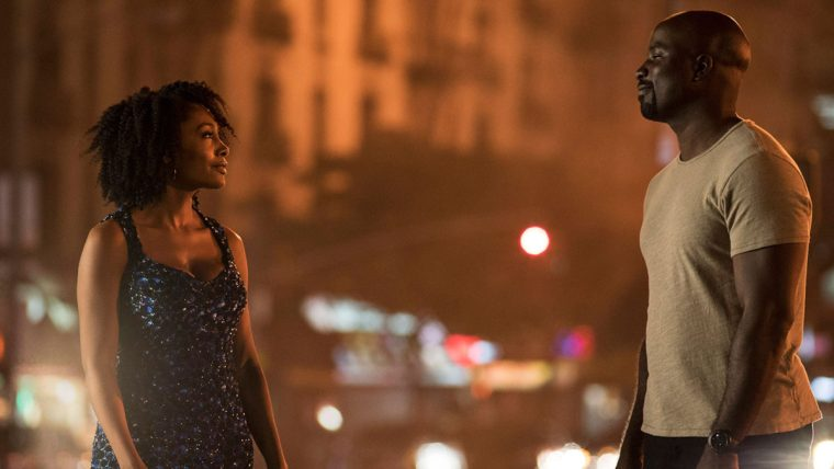 Misty Knight turned a few heads in the latest addition to the MCU, as did Colter as Luke Cage (Luke Cage, Netflix)