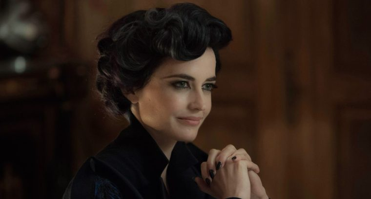 Eva Green plays the weird and wonderful Miss Peregrine (Miss Peregrine's Home For Pecuilar Children, 20th Century Fox)