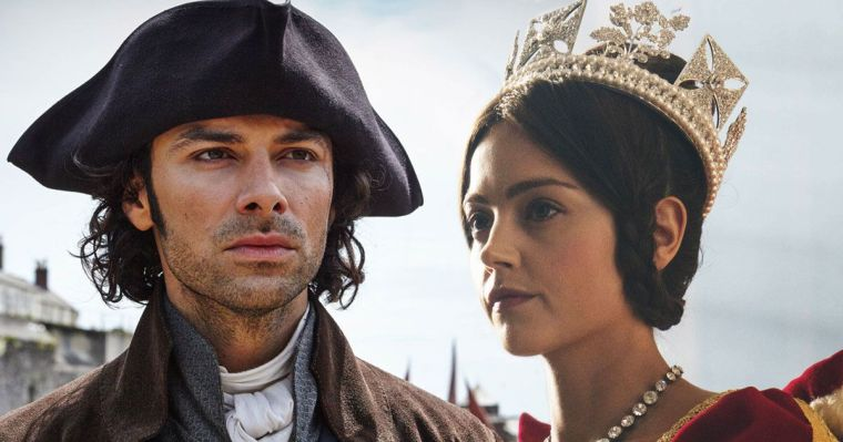 Sunday night incurred a lot of period drama heat these past few weeks (Poldark/Victoria, BBC One/ITV)