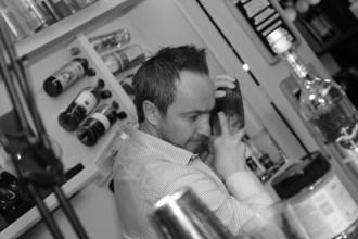 Brand ambassador Robert Zajaczkowski for Beluga vodka