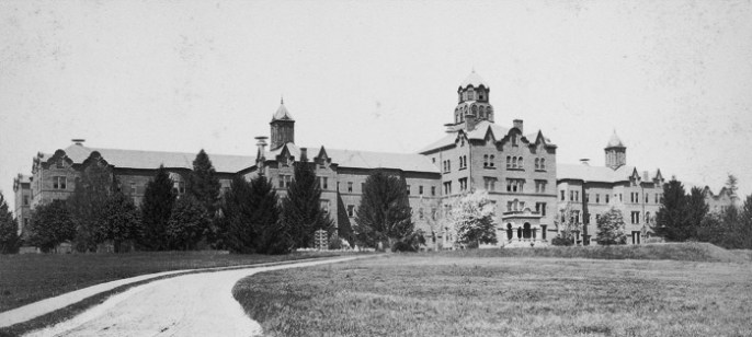 Early Old Main
