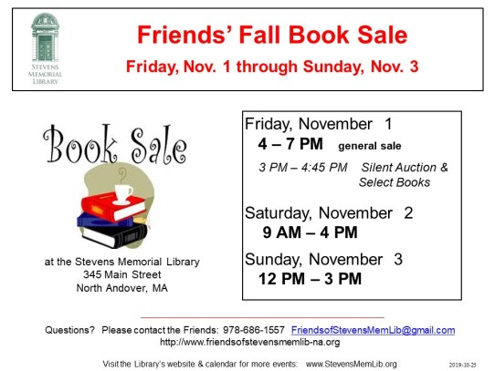 StevensMemLib Friends  book sale 2019-11.jpg