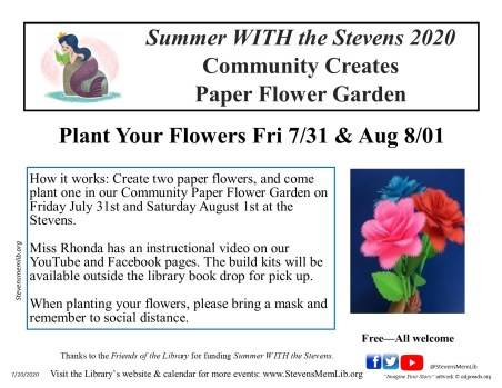 StevensMemLib Community Creates Paper Flowers.jpg